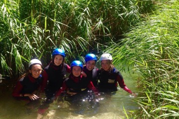 8. Happy Canyoning Troopers