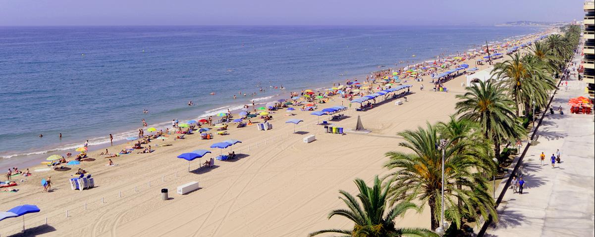 playa calafel